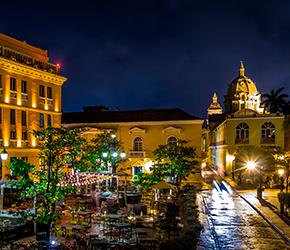 paquetes/Cartagena y calles de Getsemaní